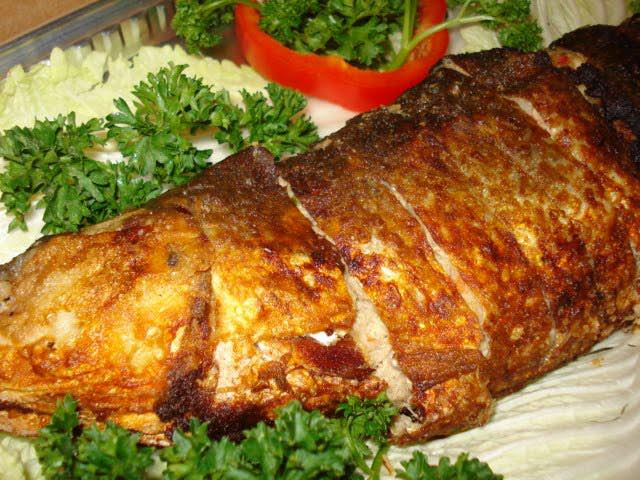 Casa baluarte filipino recipes best traditional filipino for Is fish considered meat