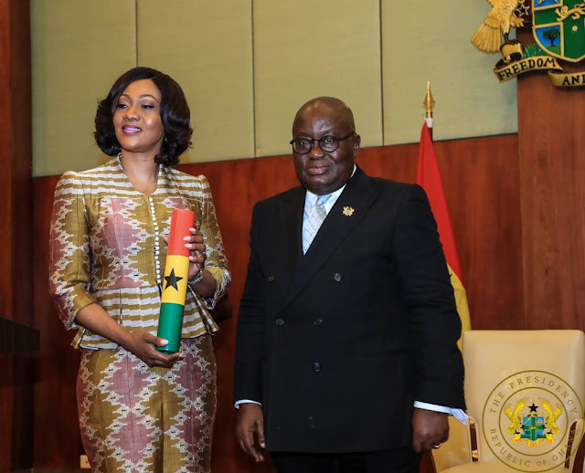 New EC Commisioner Has Passed Her First Test – Akufo Addo