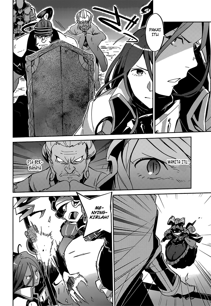 Baca Manga Overlord chapter 11 Bahasa Indonesia