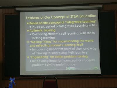 Konsep pendidikan STEM di Jepun