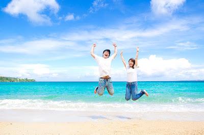 沖縄旅行 ロケーションフォト