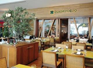 Quadrifoglio apresenta Menu de Páscoa Italiano
