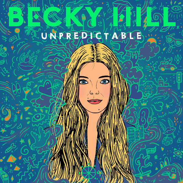 Becky Hill - Unpredictable - Single Cover