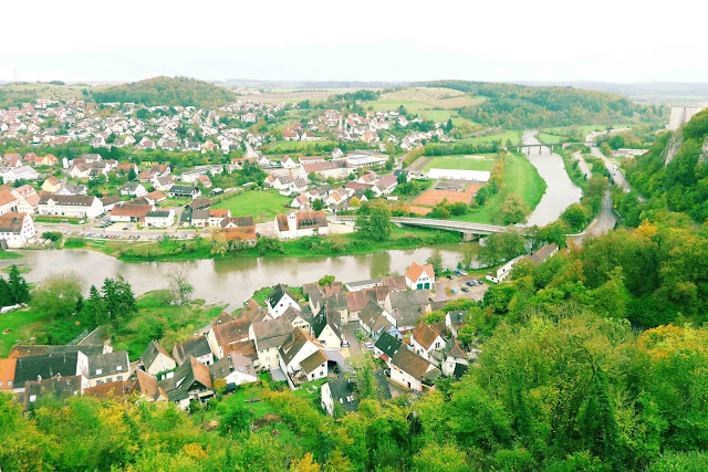 Harburg Castle City