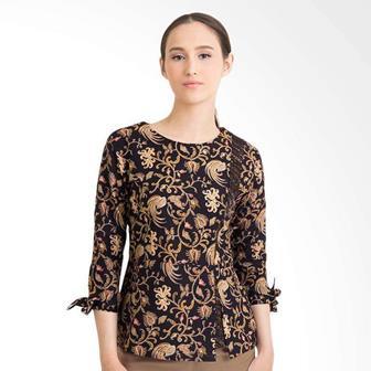 Contoh Blouse Batik Remaja Terpopuler