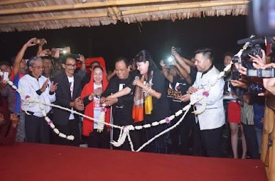 KSK Kiat Motor Dirikan Posko Pemenangan Capres Pasangan No 01 Jokowi - KH Ma'ruf Amin