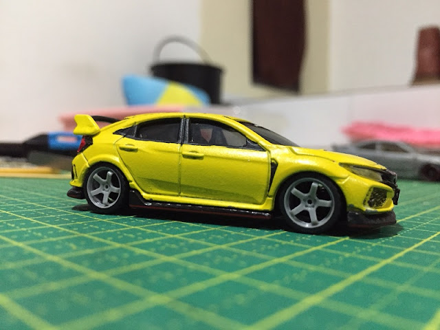 custom diecast