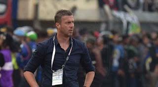 Komentar Radovic Usai Persib Hajar Perseru 4-0