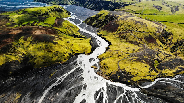 8 Jenis Pola Aliran Sungai Beserta Penjelasannya