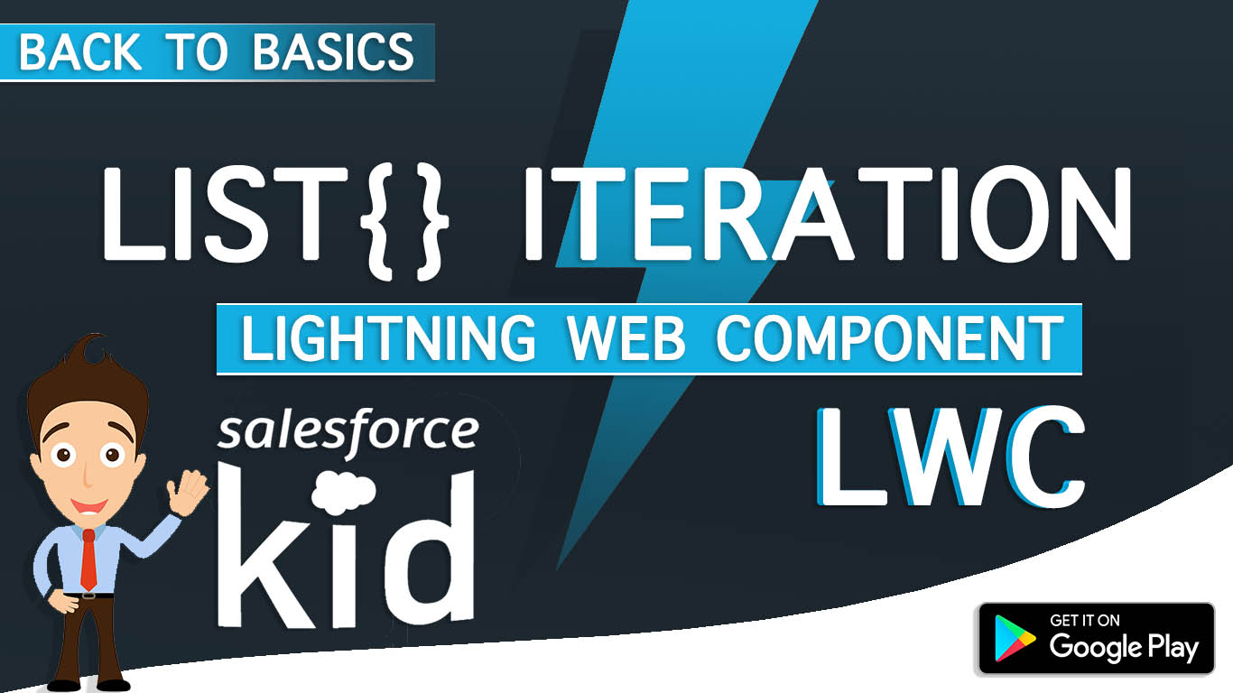 List Iteration in Salesforce Lightning Web Component (LWC)