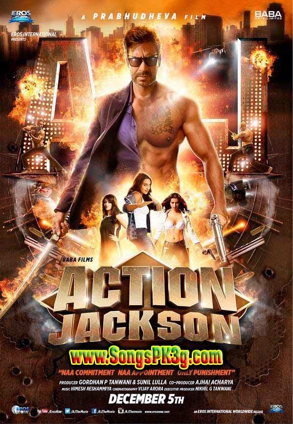 ACTION JACKSON 2014