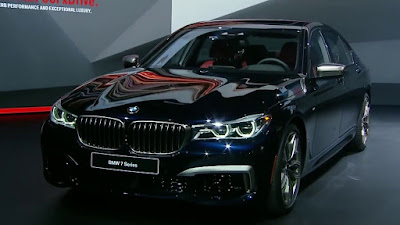 BMW 7 Series 2018 Review, Specs, Price