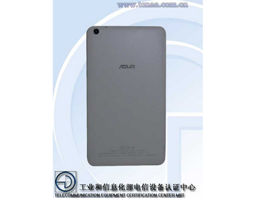 Latest Asus Fonepad 7 Got Certified By TENAA in China:  64-bit Intel Atom Quad-core, Android 5.0 Lollipop, 7-inch