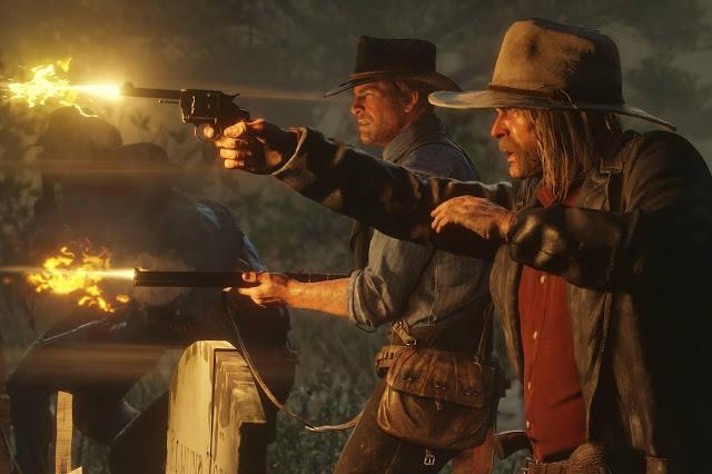 رسميا إطلاق لعبة Red Dead Redemption 2 هذا المساء في الإمارات و تقييم عمري غير مسبوق للعبة ، إليكم من هنا ..