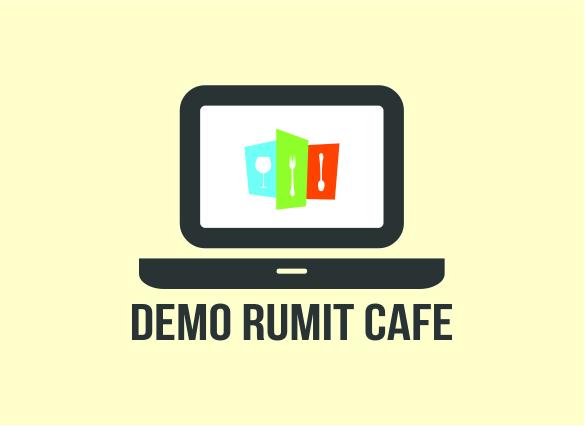 Demo Aplikasi Rumit Cafe (Aplikasi Kasir Cafe Berbasis Web)