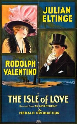 The isle of love, film