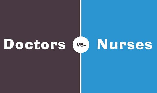 Doctors Vs. Nurses