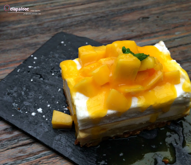 Boconne Dolce di Mango from Italianni's PH