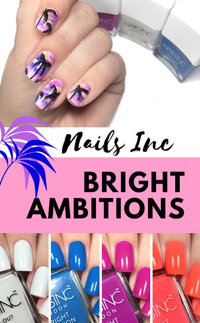 Nails Inc Bright Ambitions