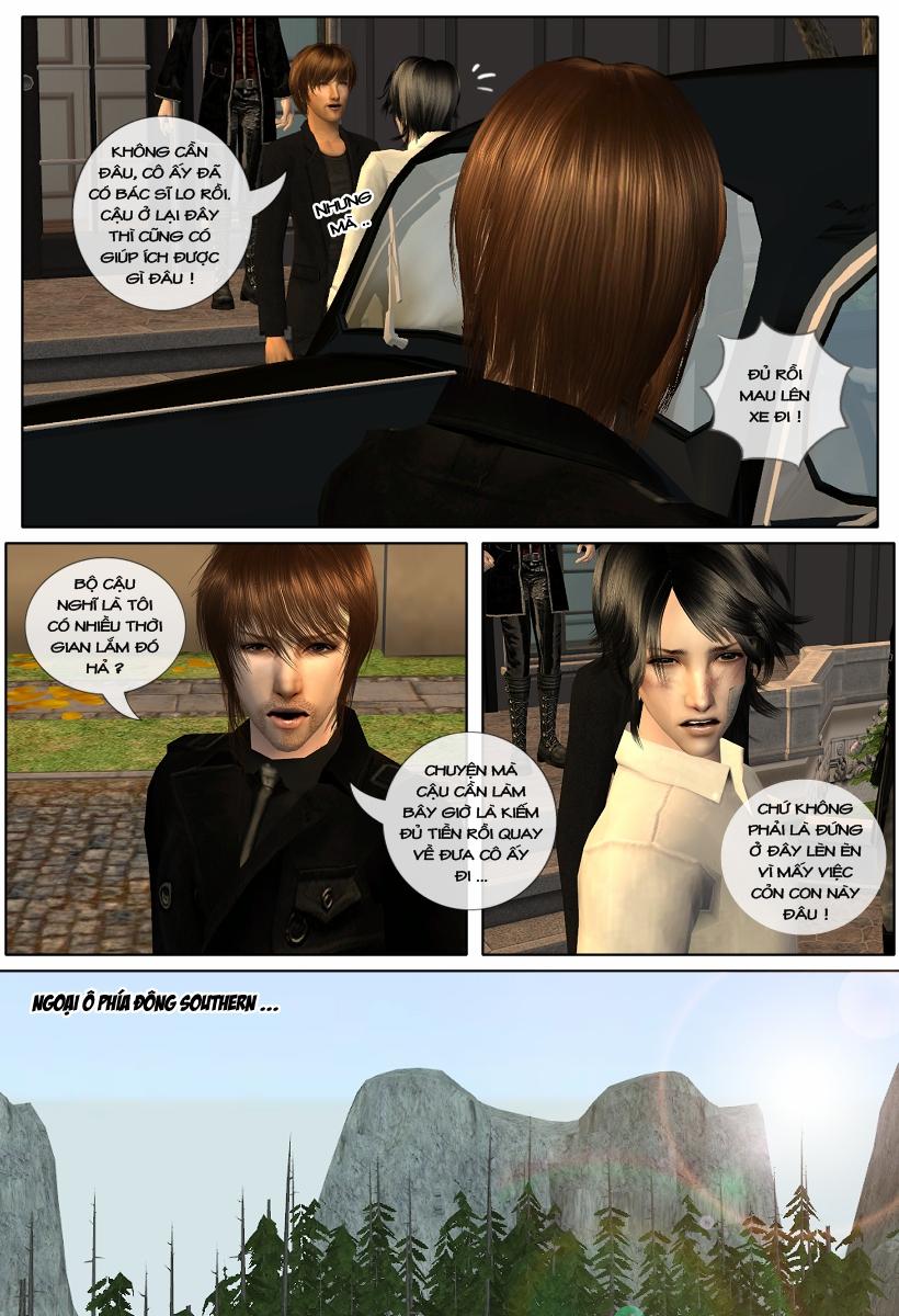 Truyện Sims - Earl Story chap 85 - Trang 9