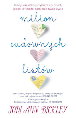 Jodi Ann Bickley. Milion cudownych listów.