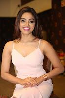 Aishwarya Devan in lovely Light Pink Sleeveless Gown 011.JPG