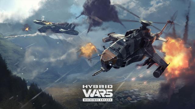 Hybrid Wars Torrent