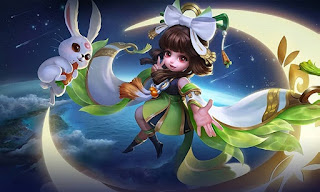 Skill Skill Yang Dimiliki Hero Chang'e Mobile Legends