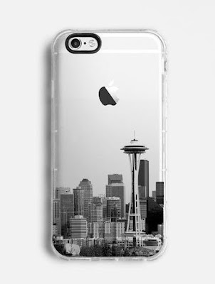 Seattle Skyline iPhone 7 Case