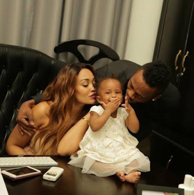 Diamond Platnumz & Girlfriend Zari are expecting second child