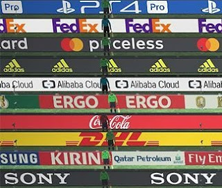 PES 2019 Adboards Pack by Majuh