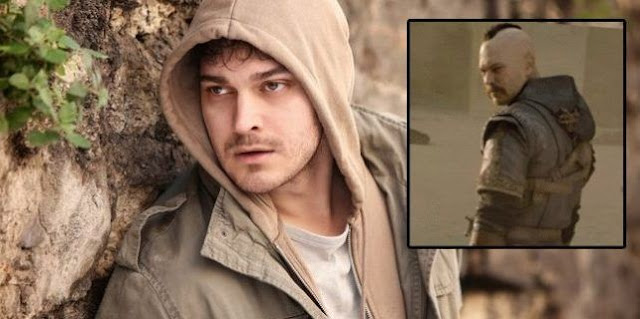 Cagatay Ulusoy's new series coming!
