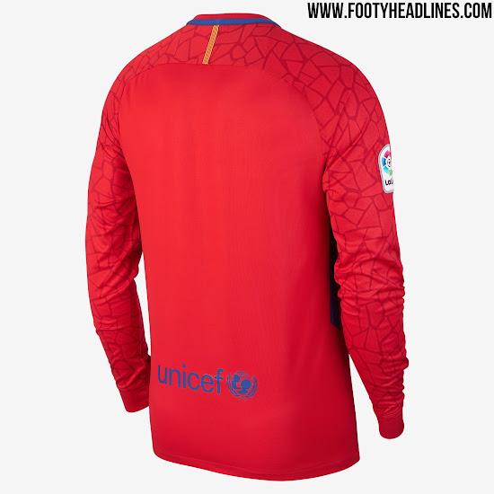 72d25f286 Barcelona 17-18 Goalkeeper Kits Revealed - Footy Headlines