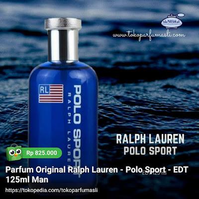 toko parfum asli parfum original ralph lauren polo sport edt 125ml man