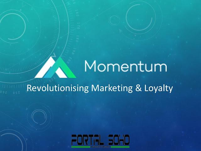 Momentum, Platform Otomatisasi Pemasaran Berbasis Blockchain dan Token Kripto Pertama di Dunia