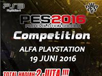 Kompetisi PES 2016 di Balikpapan Juni 2016