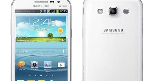 Samsung I8552 Clone Firmware/ Flash File Free Download