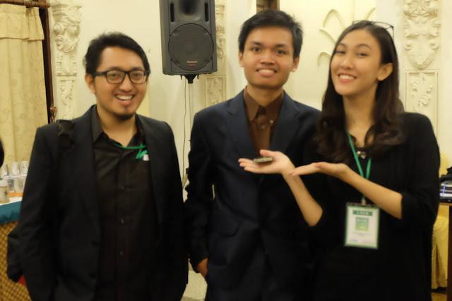 Malang Leader Summit 2015, Gustian Ri'pi