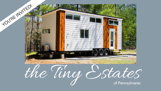 Tiny Estates Resort Coming To Pennsylvania Tiny House Town