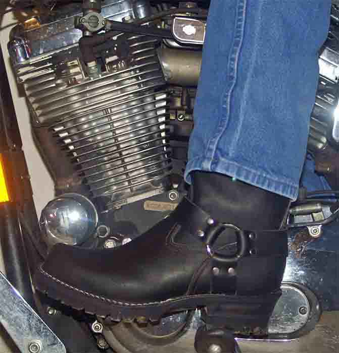Bhd S Musings Motorcycle Harness Boots Review For Bikers