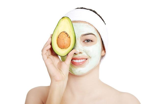 masker alami untuk wajah