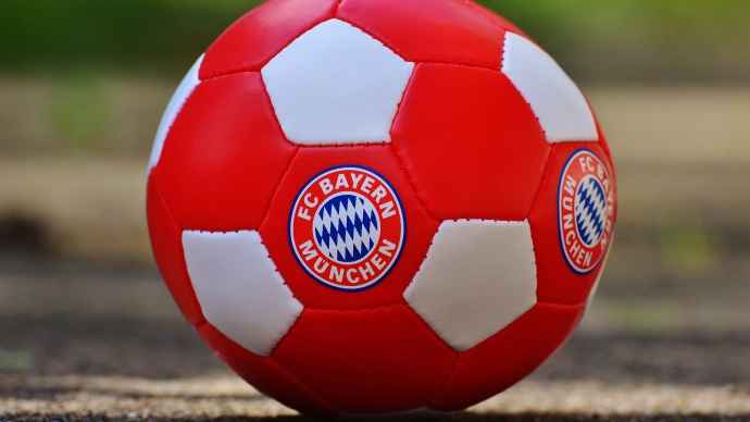 Wallpaper: FC Bayern Munich Ball