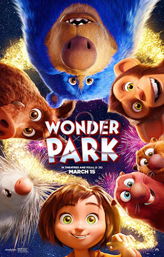 Wonder Park (BRRip 720p Español Latino) (2019)