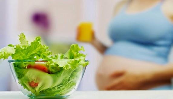 Makanan Yang Baik dan Sehat Untuk Ibu Hamil