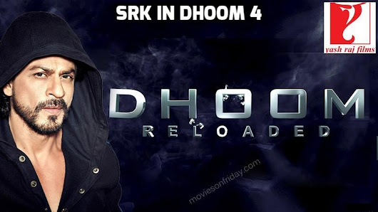 Shah Rukh Khan Will Play Baddie in Dhoom 4