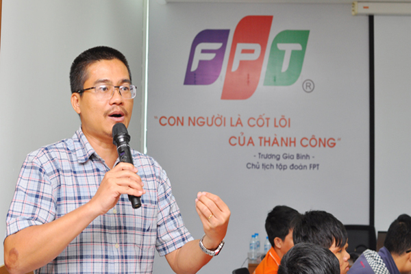 FPT Hồ Chí Minh Phát Triển Kinh Doanh Hướng Mới