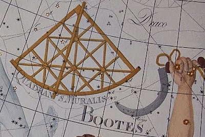 Quadrans Muralis - antiga constelação