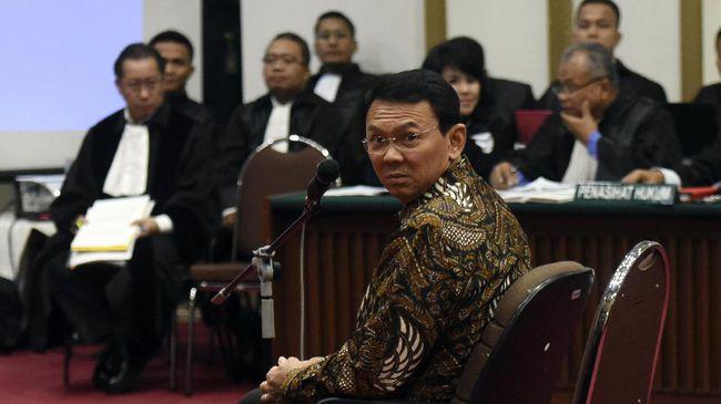 PKS: Ahok Belum di Lapas, Publik Sulit Percaya Nawacita
