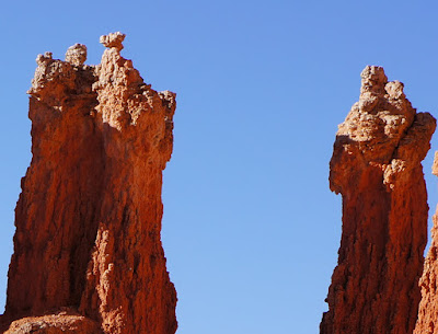 Joseph and the Wisemen in Bryce Canyon National Park, Utah.