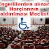 Engellilerden Harç alınmaması TBMM gündeminde